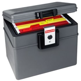 fire resistant security chest & file safe