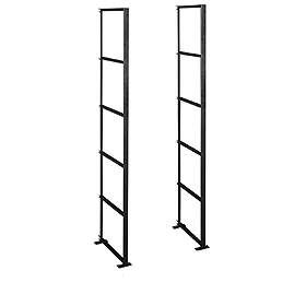 Commercial 2200 Rack Ladder Standard for Aluminum Mailboxes High