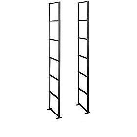 Commercial 2400C6 Rack Ladder Custom for Data Distri Alm Boxes