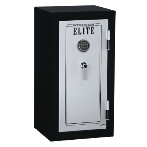 Stack-On Safes Elite Executive ETL Rated Fire Resistant Junior Electronic Safe
