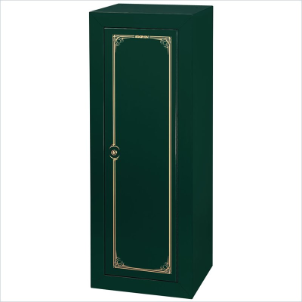 Stack-On Safes Security Plus 14 Gun Steel Security Cabinet with Key Lock