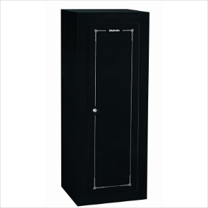 Stack-On Safes Security Plus 18 Gun Convertible Key Lock Steel Security Cabinet
