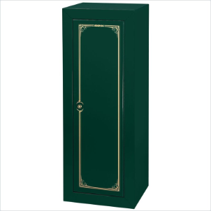 Stack-On Safes 247794 Security Plus 14 Gun Steel Security Cabinet with Key Lock