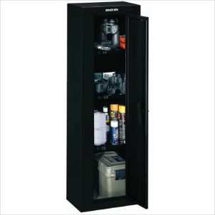 Stack-On Safes Security Plus Pistol and Ammo Ready to Assemble Key Lock Cabinet
