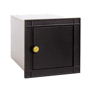 Residential Column Mailbox Non Locking w/ Durable Powder Coated