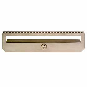Residential Security Kit Option for Antique Brass Mailbox