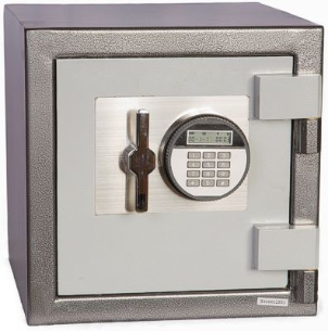 Hollon B1414E B-Rated Cash Safe