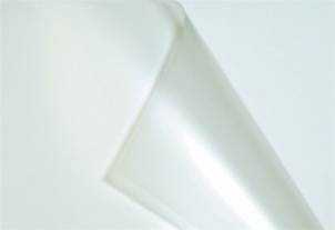 "10 Mil Clear 8-1/2"" x 11"" PVC Covers Square Corners"