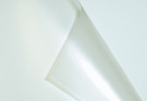 "5 Mil Clear 8-3/4"" x 11-1/4"" PVC Covers Rounded Corners"