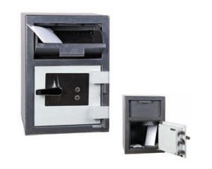 Hollon Safe HDS-2014K Depository Safe