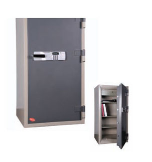 Hollon Safe HS-1400E 2 Hour Fireproof Office Safe