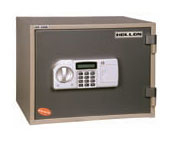 Hollon Safe HS-340E 1 Hour Fireproof Home Safe