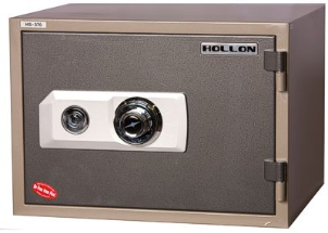 Hollon HS-360D Two Hour Fireproof Home Safe