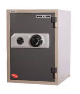 Hollon Safe HS-510D 1 Hour Fireproof Home Safe