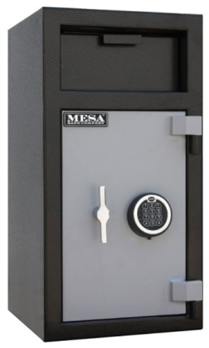 Mesa MFL2714E Electronic Lock B Rate Construction Depository Safe