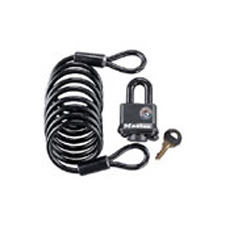 Master Lock 613DAT Spare Tire Locks