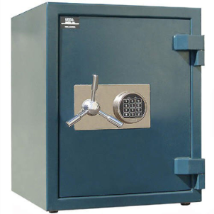 Mesa MSC2520E Burglary and Fire Rated High Security Burglar Fire Safe