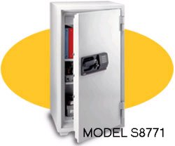 Sentry comercial fireproof safes S8771 large digital electronic fire safe