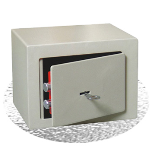Jewelry Safes: small heavy duty key lock jewelry safe