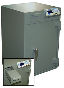 safe wizard access control system depository safes