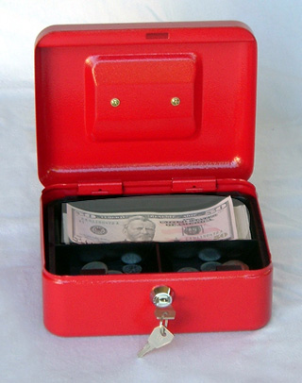 Cash Box: low price a1 quality cash box