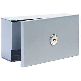 Commercial 1080 Surface Mounted Key Keeper with Powder Coated