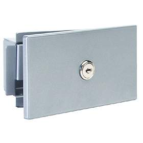 Commercial 1090 Recessed Mounted Key Keeper with Powder Coated