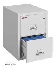 2 drawer fireproof file legal size