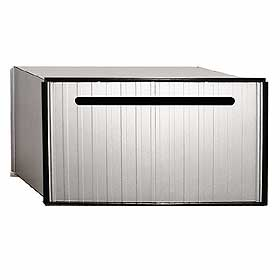 Commercial 2280 Aluminum Drop Box - 1 Compartment