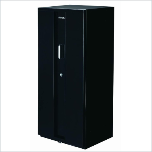 Stack-On Safes Security Plus 12 Gun Pull Out Steel Key Lock Security Cabinet