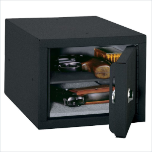 Stack-On Safes Security Plus All Steel Pistol Key Lock Box