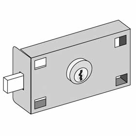Commercial 3375 Master - Lock