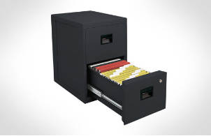 Sentry Safes 6000B 2-Drawer Office Fire File Safe