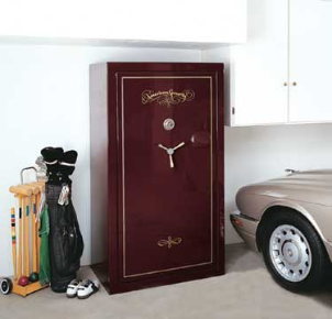 Gun Safe Burglary Fire Resistant Cascade Series