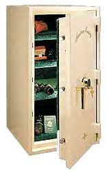 Extra Heavy Duty Burglary and Fireproof safes