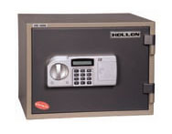 Hollon Safe HS-320E 1 Hour Fireproof Home Safe