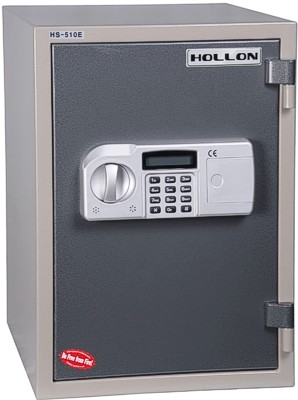 Hollon HS-500E Two Hour Fireproof Home Safe