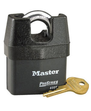 Master Lock 6327 Pro Series High Security Rekeyable Padlocks
