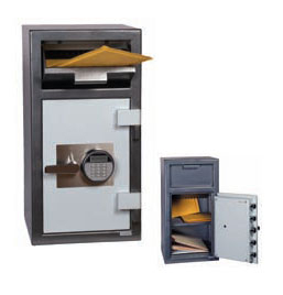 Hollon Safe FD-2714E Depository Safe