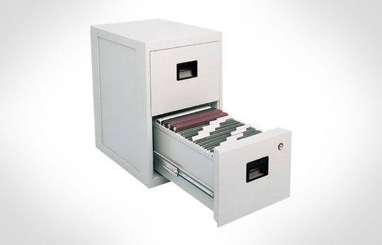 Sentry Safes 6000 2 Drawer Office Fire File Safe