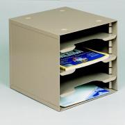 Mail Sorters Adjustable 4 To 7 Bin Mail Sorting Rack