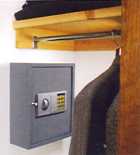 Wall Safes Low Price Electronic Hotel Wall Safe Wall