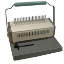 DocuGem 9600 Manual Comb Binding Machine