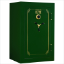 "Stack-On Safes Elite 55"" 36 Gun Convertible Fire Resistant Combination Safe"