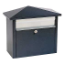 Residential Mail House with Durable Powder Coated Finish