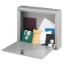 Buddy 5625 Small Inter-Office Mailbox