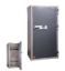 Hollon Safe HS-1600E 2 Hour Fireproof Office Safe