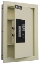 Mesa MAWS2113E Adjustable Wall Safe