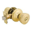 Master Lock TPR0303 Preston Tulip Privacy Lock - Bright Brass