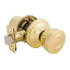 Master Lock TPR0403 Preston Tulip Passage Lock - Bright Brass